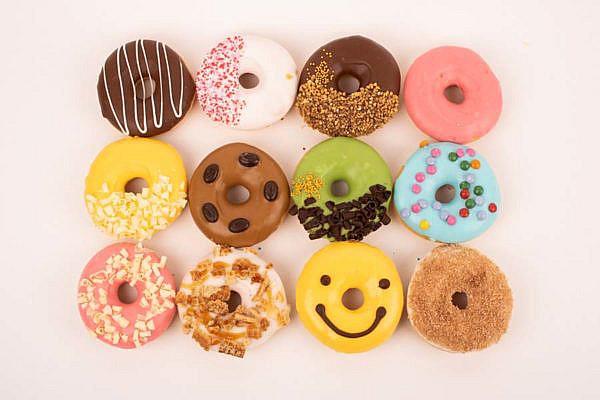 Donut Suprise Box