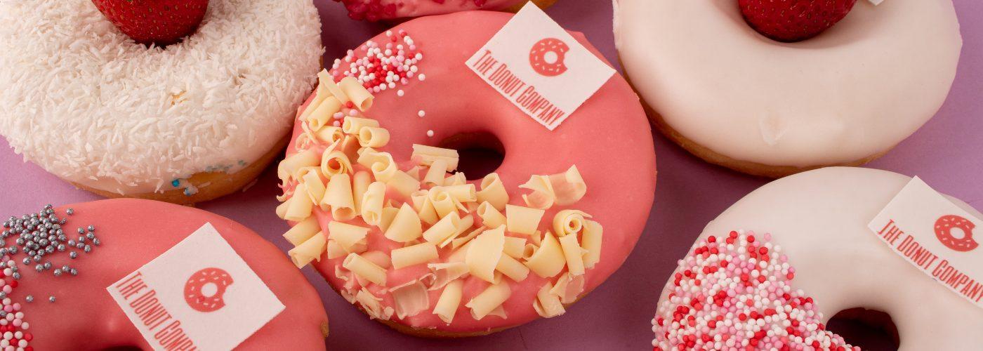 Donuts bestellen bij The Donut Company
