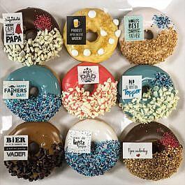 Vaderdag donuts